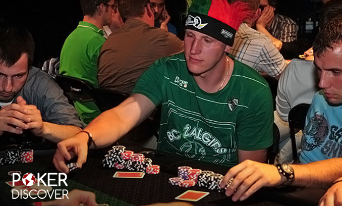 Poker in Lithuania