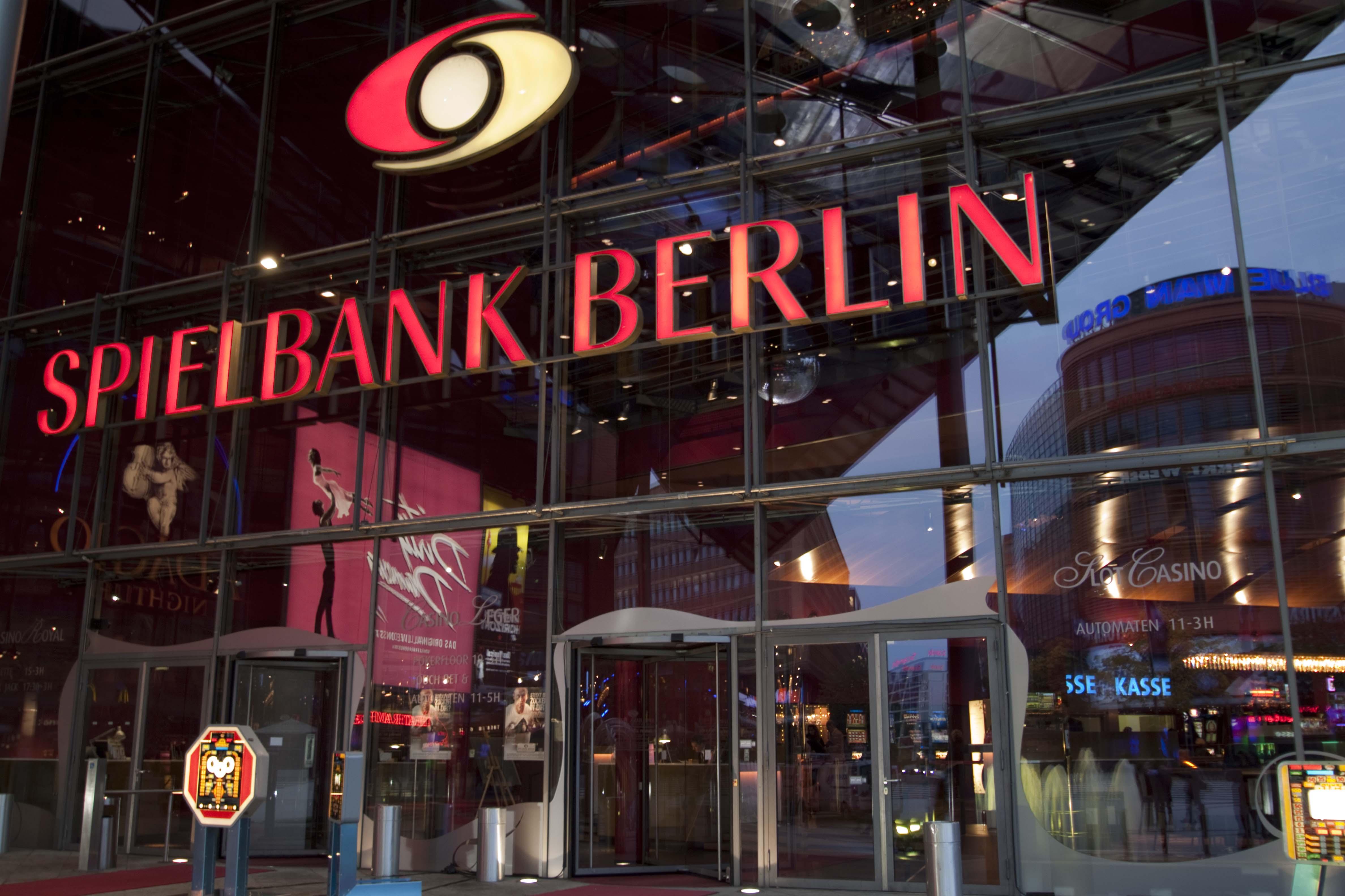 Spielbank Berlin Hasenheide