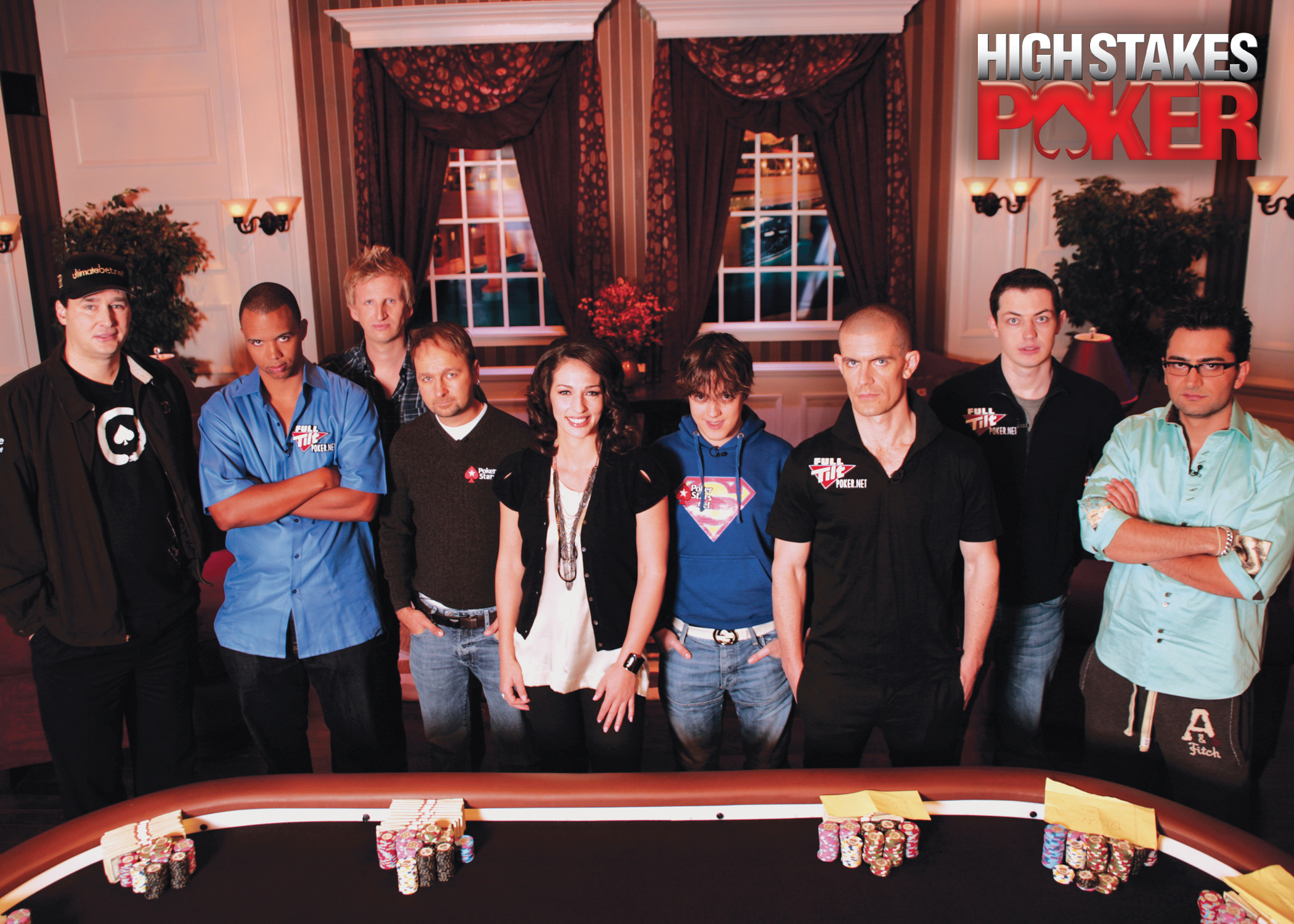 Are there any poker TV shows now?