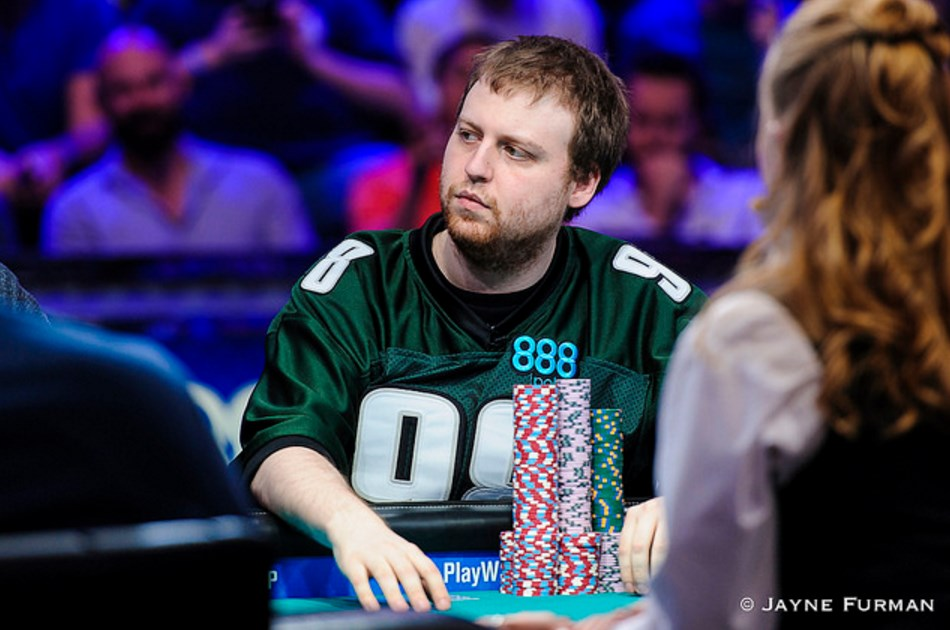 WSOP November Nine: Six in Play, McKeehen atop of the crew