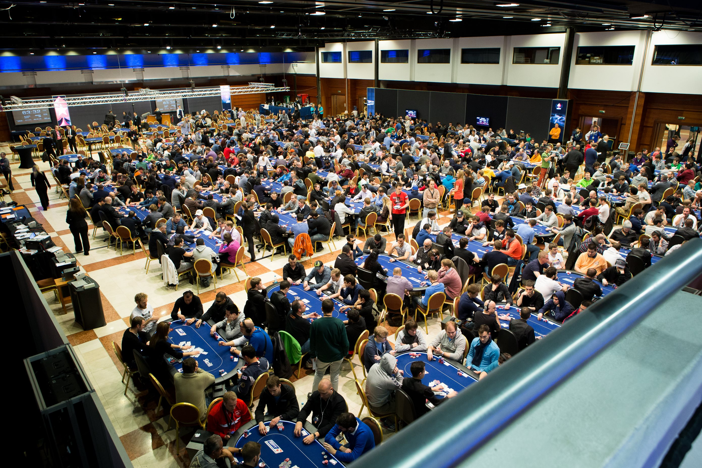 Bedlam in Prague: Poker Dies?