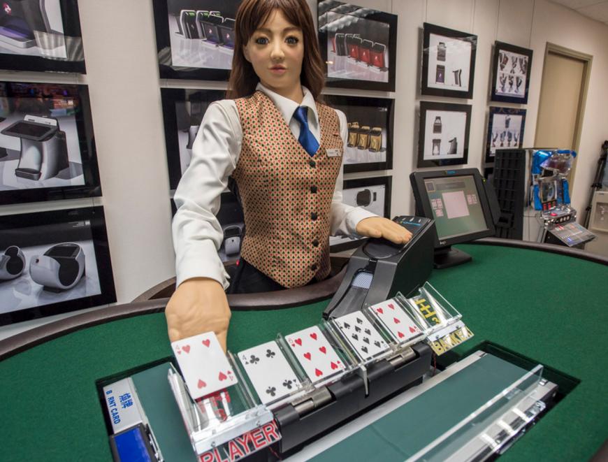 Обязанности крупье в казино самое выгодное казино