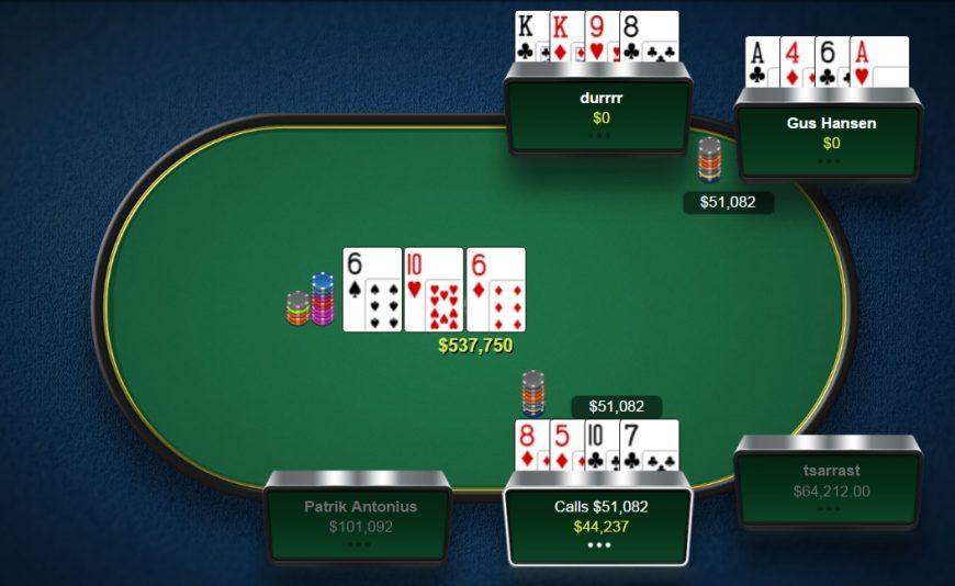 Replay poker login