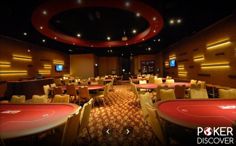 Gunwharf Poker Room