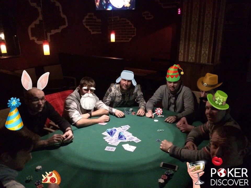контакте онлайн в покер