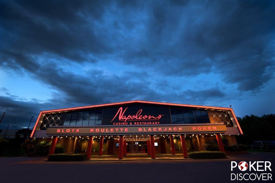 Napoleons casino owlerton copa casino hurricane